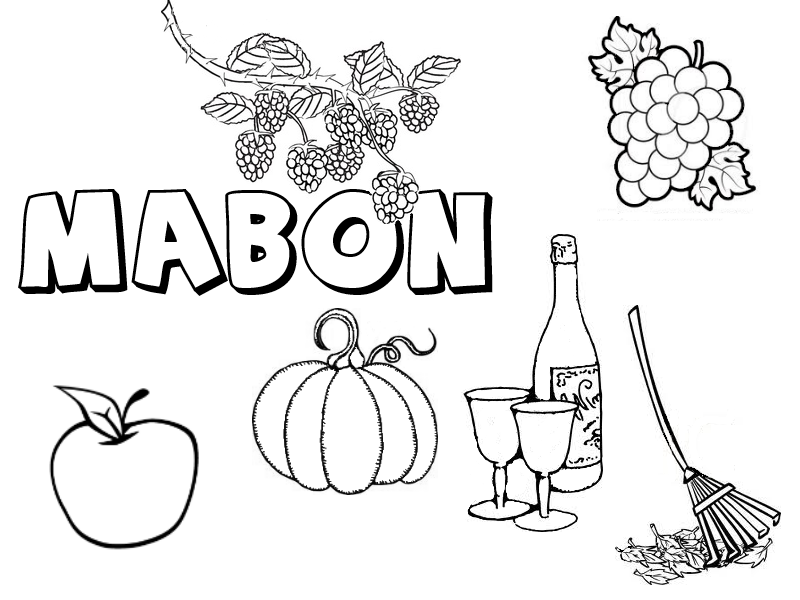 Mabon Collection – Little Pagan Acorns