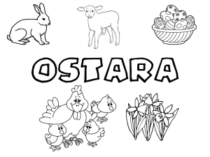 Ostara printables for pagan parents