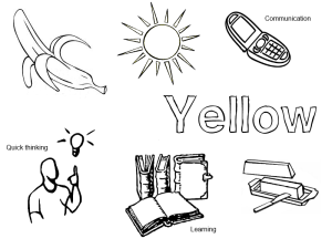 coloring sheets about colors