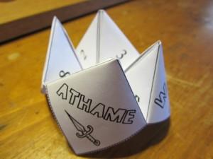 printable fortune tellers