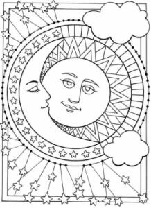 pagan eclipse printables