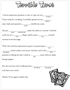 image about Funny Mad Libs Printable named Pagan Nuts Libs Minimal Pagan Acorns